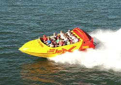 Winter Morning Jet Boating Deal